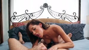 RealWifeStories.com - Chloe Amour cowgirl fuck sex video