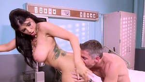 DoctorAdventures - Romi Rain is a athletic doctor