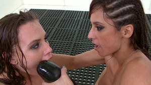 Hot and Mean - Reena Sky as well as Aidra Fox