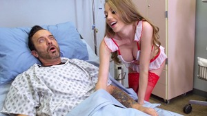 Doctor Adventures - Shawna Lenee is petite nurse