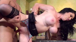 Big Tits at Work: Bella Maree and Keiran Lee XXX video