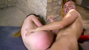 PornstarsLikeItBig - Samantha Bentley & Keiran Lee rimjob
