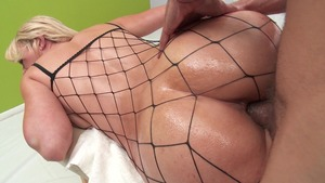 DirtyMasseur - Brown hair Gigi Allens fingering XXX video