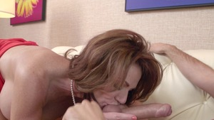 She's Gonna Squirt - Mature Deauxma giving head for Keiran Lee