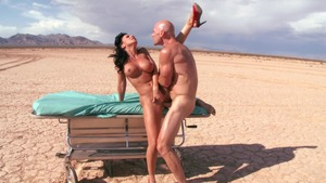 Doctor Adventures: Rachel Starr & Johnny Sins sex video