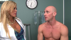 DoctorAdventures - Amber Lynn and Johnny Sins XXX video