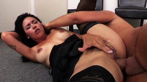 MILFs Like It Big: Dana Vespoli & Keiran Lee reverse cowgirl