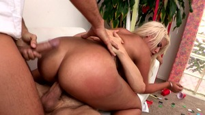 BigButtsLikeItBig - Huge boobs Bridgette B face fuck