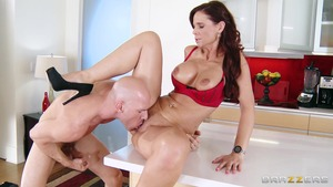 MILFsLikeItBig: Syren De Mer & Johnny Sins sex video