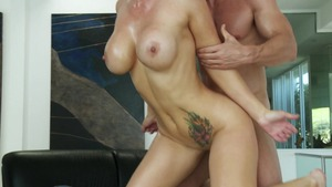 Dirty Masseur - 69 video accompanied by wet oily Jayden Jaymes