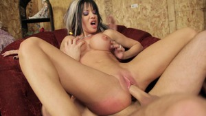 RealWifeStories - Athletic Helly Mae Hellfire cumshot