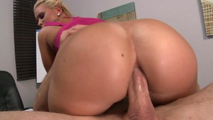 BigButtsLikeItBig: Briella Bounce cumshot
