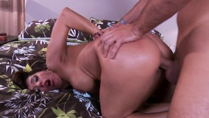 Real Wife Stories: Reverse cowgirl latina Francesca Le