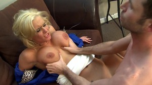 Big Tits at School - Phoenix Marie & James Deen face fuck