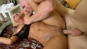 MILFs Like It Big - Holly Halston and Johnny Sins doggy fucks