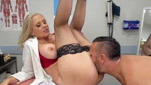 Doctor Adventures: Julia Ann & Keiran Lee sex scene