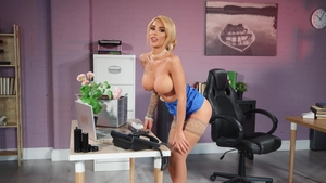 Lil Humpers - British Alice Judge missionary in office