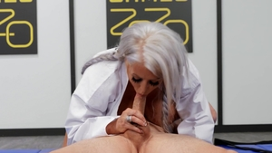 BRAZZERS Exxtra: Alura TNT Jenson with Zac Wild sucking dick