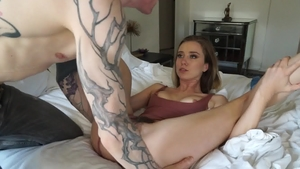 DeepLush - Rough good fucking starring Haley Reed