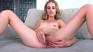 Casting Couch X: Mazzy Grace feels in need of hard pounding