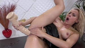 WetAndPissy.com - Sex together with blonde Brittany Bardot