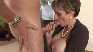 LadySonia.com - Hard nailining starring british MILF