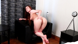 Nubiles.net - Busty redhead toys